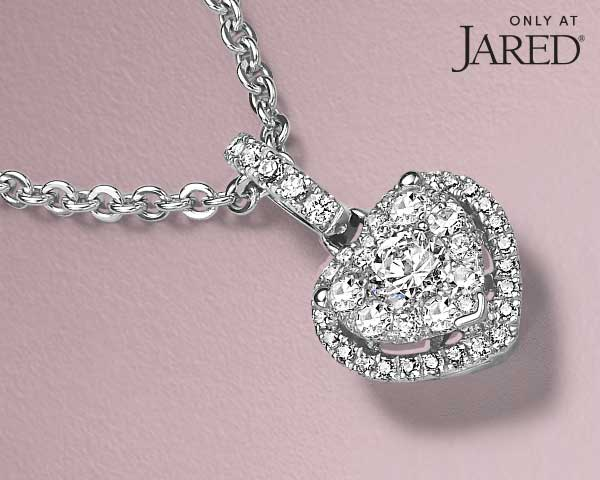 Shop the new Love's Radaince composite diamond jewelry collection, only at Jared.