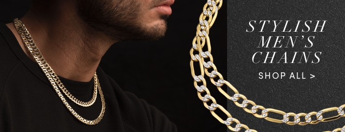 Shop Chain Styles And Types Of Chains Jared