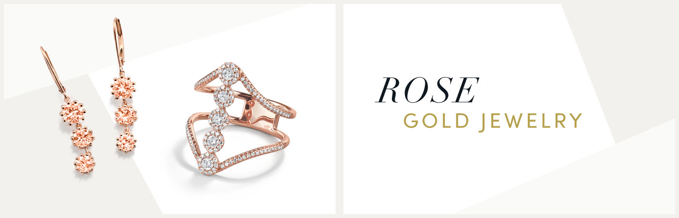 Rose Gold Jewelry Jared
