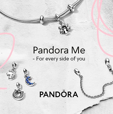 difference between pandora charm and clip