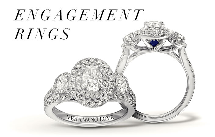 Vera Wang Love Engagement Rings And Wedding Bands Jared