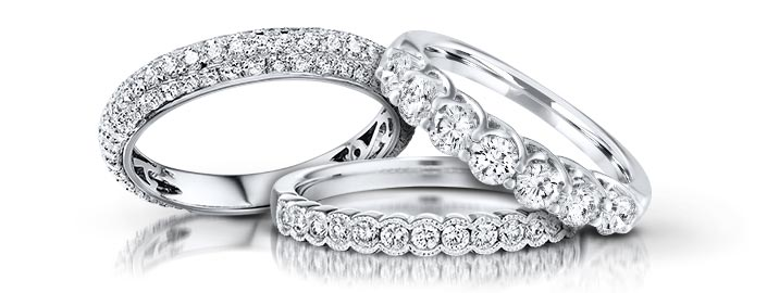 Anniversary Rings By Year Jared Jared