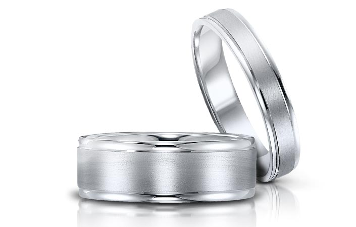 Matching Wedding Bands His And Her Wedding Bands Jared