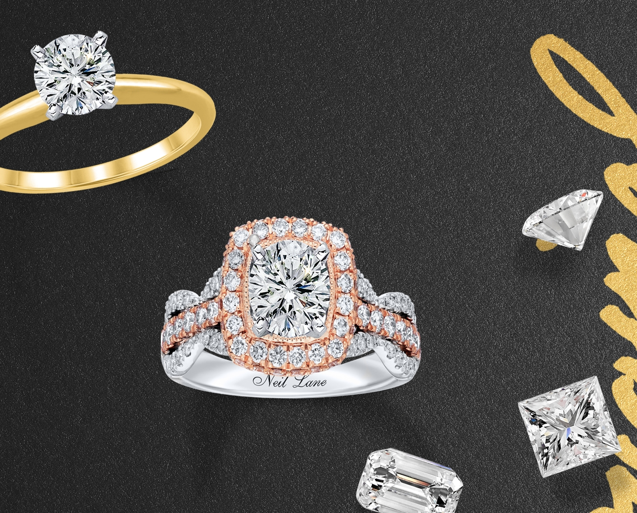 Engagement Ring Trends to Make Your Own