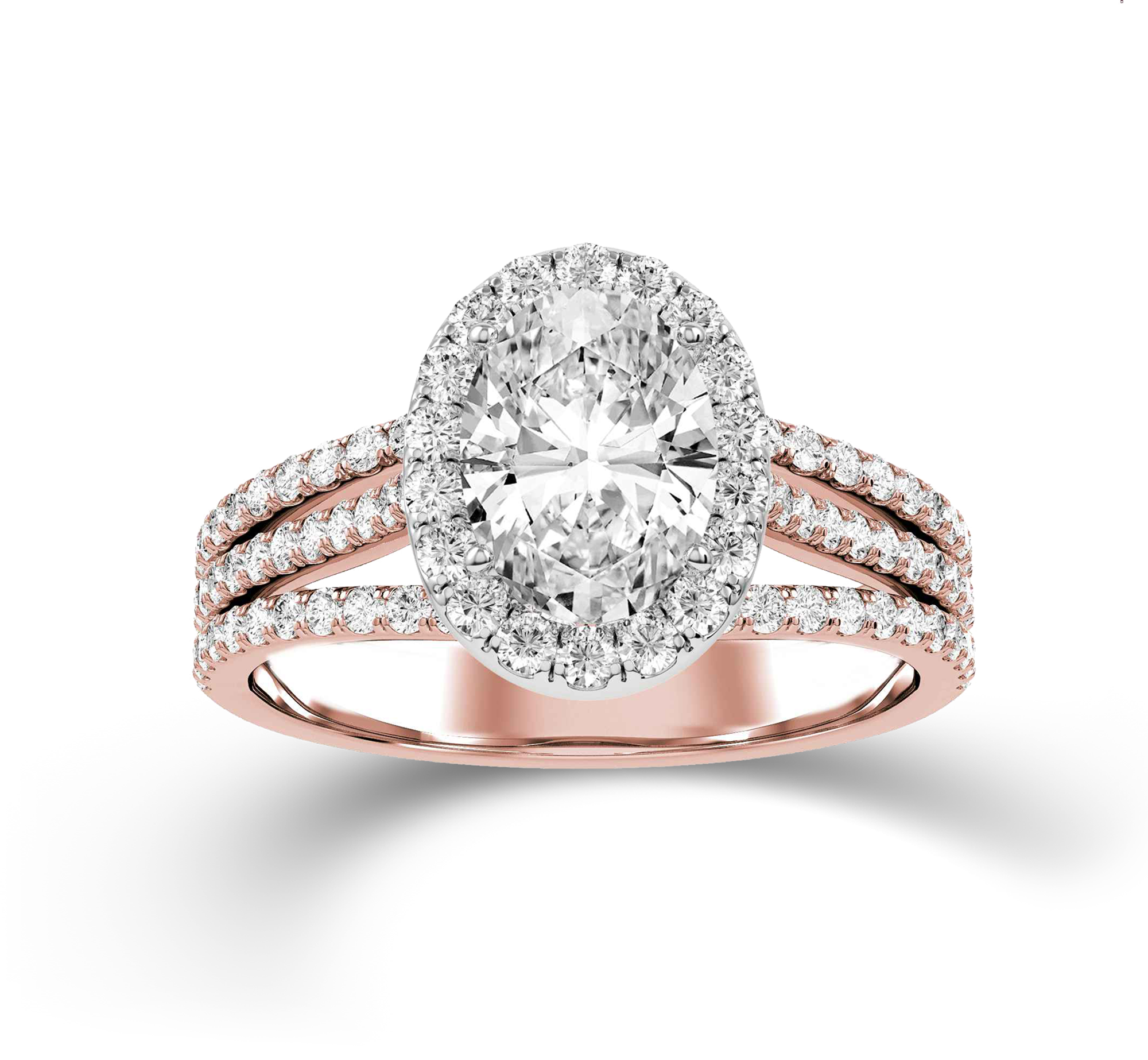 Craft the ring of your dreams. Ring Image