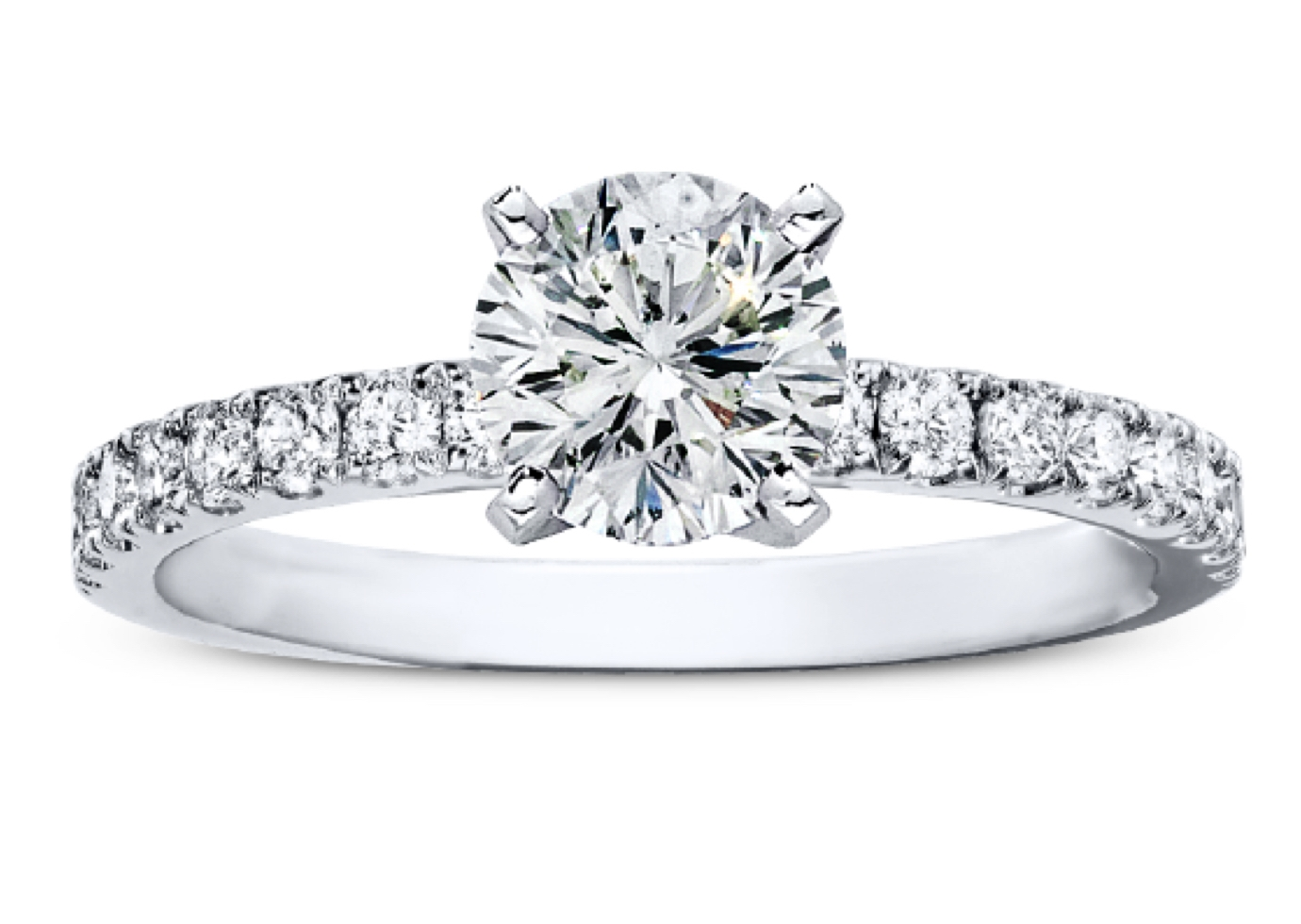 Shop all engagement ring styles at Jared