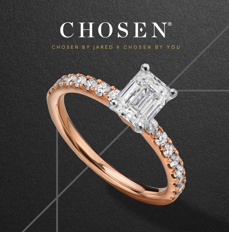 Chosen collection by Jared