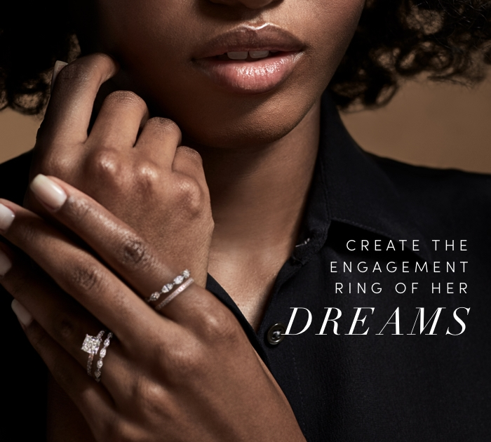 Create the ring of her dreams