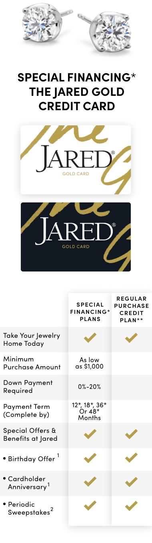 31+ Jared jewelry credit card customer service information