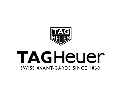 TAG Heuer brand watches presented by Jared