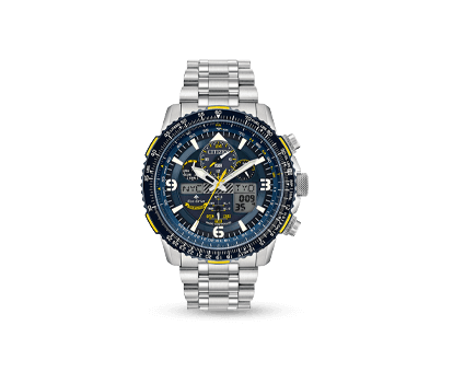 A Citizen Promaster Blue Angels Skyhawk A-T men's watch
