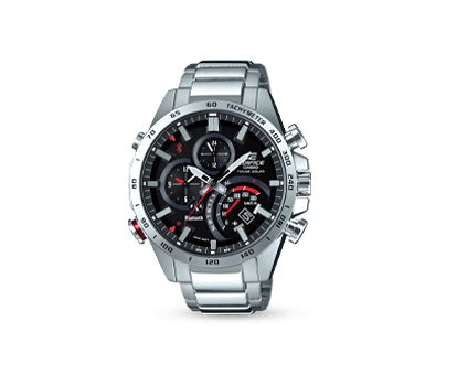 A EDIFICE EQB501XD-1A men's Smartphone link watch