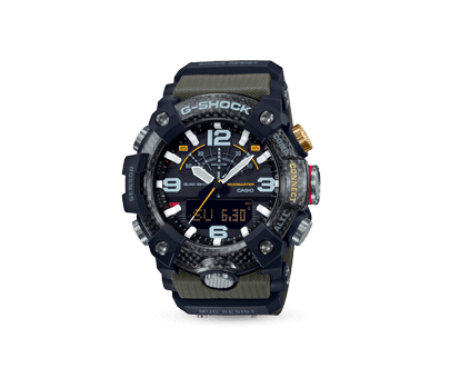 A G-SHOCK MASTER OF G Series MUDMASTER men's watch