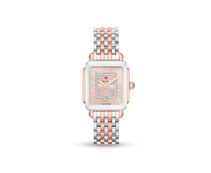 A MICHELE Madison Deco women's watch