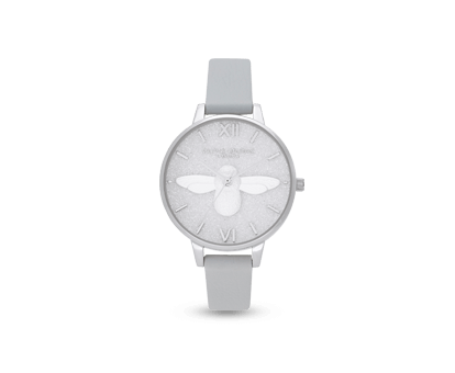 An Olivia Burton 3D Bee 34mm women's watch