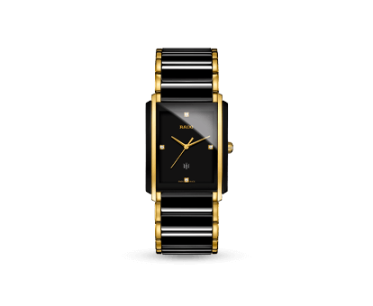 A Rado Integral Diamonds watch