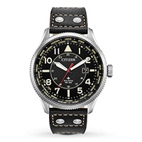 A Citizen Nighthawk men's watch