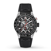 A TAG Heuer CARRERA Calibre HEUER01 men's watch