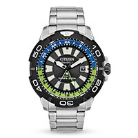 A Citizen Promaster Diver men's watch