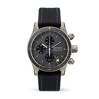 A Bremont Boeing Model 247-TI-GMT Automatic men's chronometer