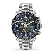 A Citizen Promaster Skyhawk A-T men's watch