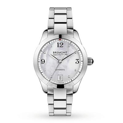 A Bremont Solo-34 AJ Automatic women's watch
