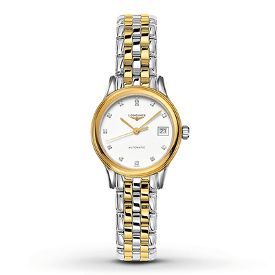 A Longines Women's Flagship women's watch