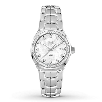A TAG Heuer LINK Lady Quartz women's watch