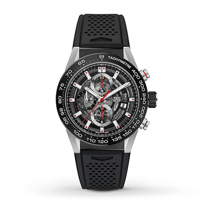 A TAG Heuer Carrera Calibre Heurer01 watch